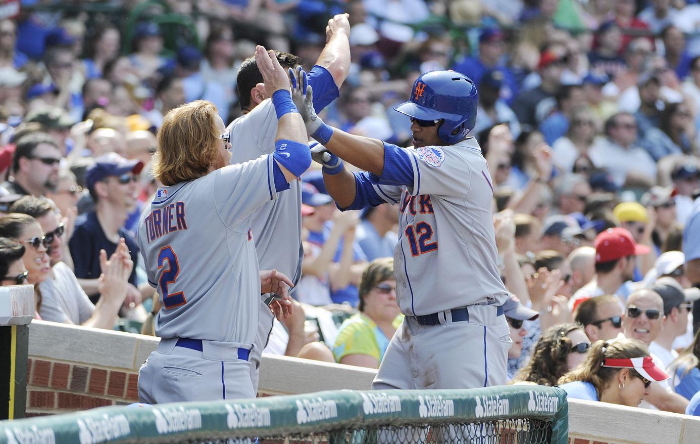 Juan Lagares Belts First MLB Homer In Mets 4-3 Comeback Win