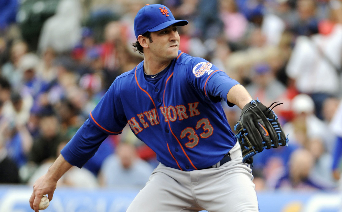 How The Mets Landed Matt Harvey