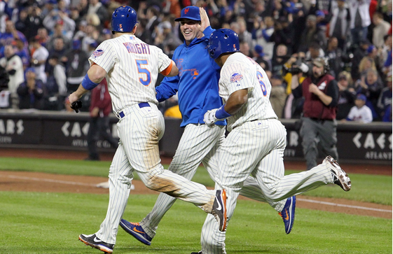 mets win walkoff harvey wright