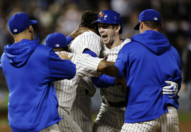 Harvey Tosses Nine Scoreless and K's 12 In Dramatic 1-0 Walkoff Win For Amazins'