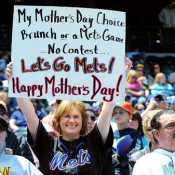 A Memorable Night at Citi Field with a Special Lady, My Mother