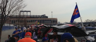 opening day tailgate