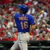 Rick Ankiel Elects Free Agency