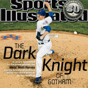 Matt Harvey is the Dark Knight of Gotham