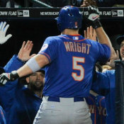 Amazin Milestone: Wright Just Five Hits Away From 1,500