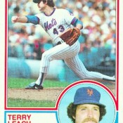 Memorable Mets Moments: Terry Leach Hurls A Ten Inning One-Hit Shutout