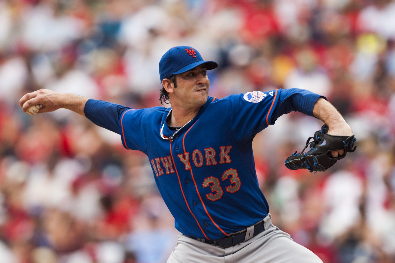 Happy Anniversary To Matt Harvey Who Debuted One Year Ago Today
