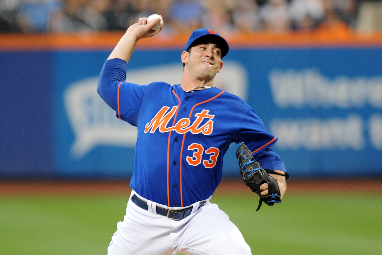 Matt Harvey And The Velocity Trap