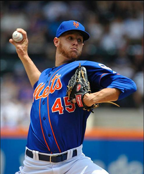 Wheeler Punches Out A Dozen Batters In 4-1 Mets Win