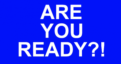 are you ready 2