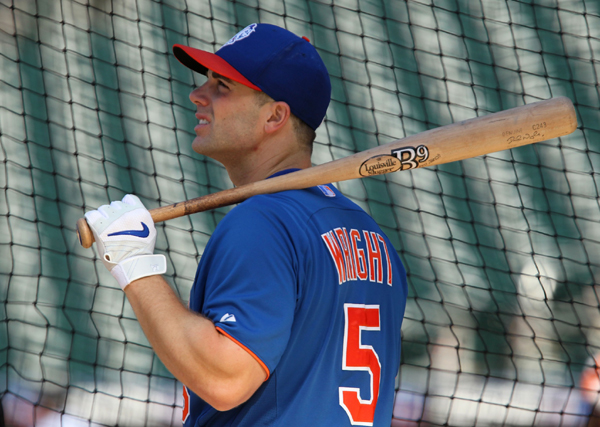 Lack Of Wright's All Star Game Support Is Not On The Fans, It's On The Mets…