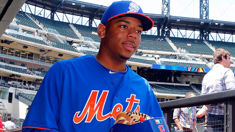 Mets Organizational Depth Chart: Dominic Smith Headlines A Solid Group At 1B