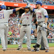 Mets Go Yard Three Times In 10-1 Rout Over The Nats
