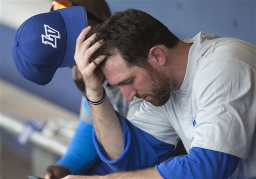 Ike Davis Wanted Out, Said Team Has Given Up On Him