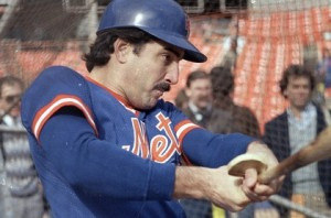 A Gold Glove, a sweet swing, a killer 'stache.  Keith Hernandez brought it all to the table.