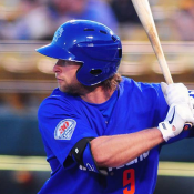 Nieuwenhuis Could Be On Track For Big League Return