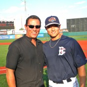 Like Father, Like Son: L.J. Mazzilli Off To Hot Start With Cyclones