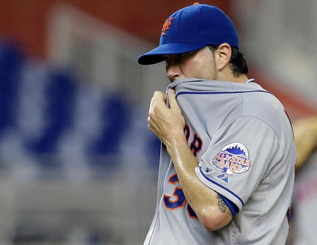 Mets vs White Sox: Marcum Looks To Avoid Mets Sweep, Murphy Back In Lineup