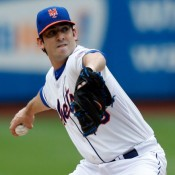 Mets vs Phillies: Harvey Leads NL In Ks, Looks For Win In Sunday's Rubber Match