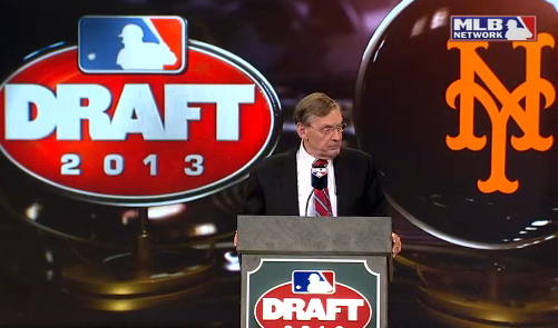 mlb draft selig