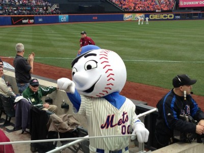 mr met opening day