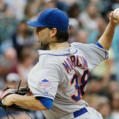 Marcum Hurls Eight Scoreless In Mets 3-0 Win
