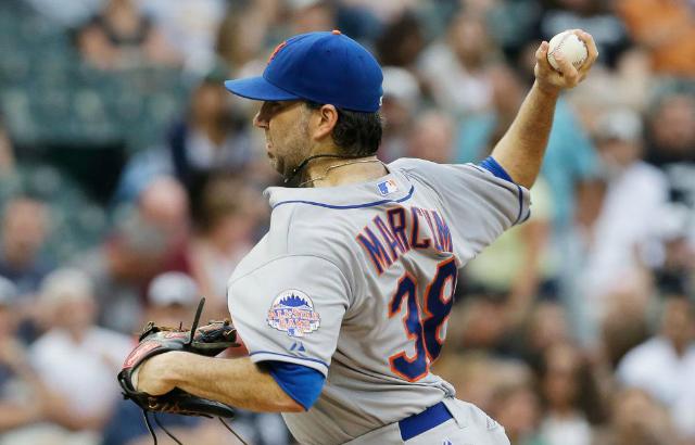 Marcum Hurls Eight Scoreless In Mets 3-0 Win