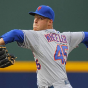 Wheeler Deals, Mets Sweep Braves In Nightcap, 6-1
