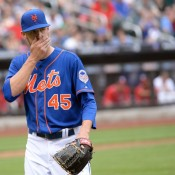 Zack Wheeler Has Torn UCL, Tommy John Surgery Looming