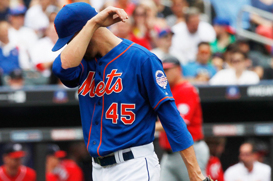 zack wheeler out