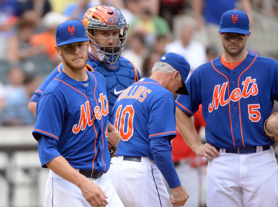 zack wheeler shower