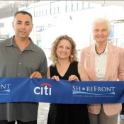John Franco, Mets, Citi Unveil New Outdoor Playground at Shorefront Y In Brighton Beach