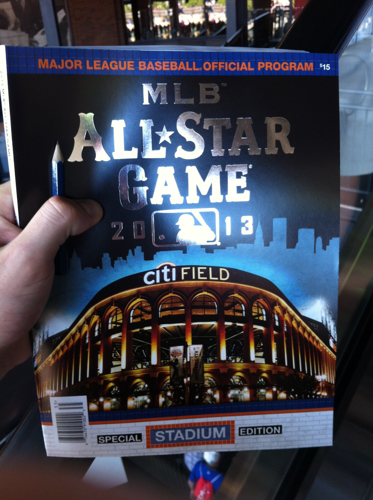 Sights From the 2013 All-Star Game