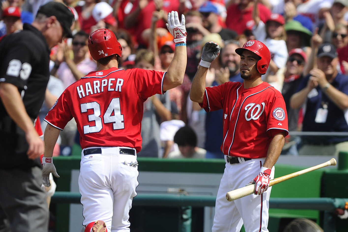 Nationals Thump Three Homers In 4-1 Mets Defeat