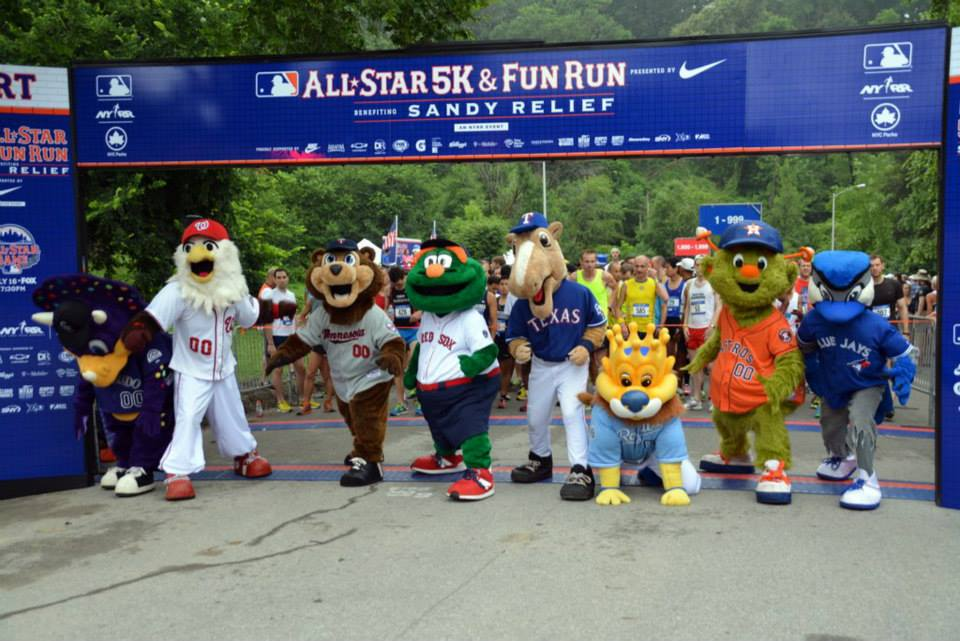 all star 5k run