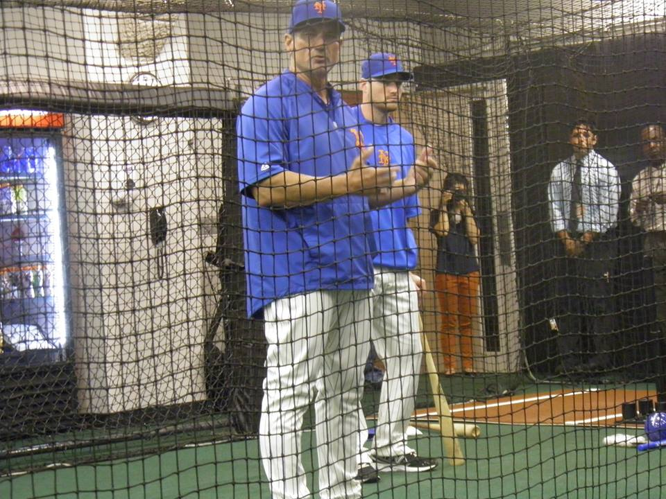 A Day At The Cages With Murphy And Hudgens
