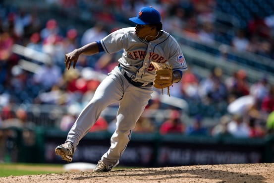 Mejia Has His Sights on 5th Rotation Spot