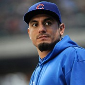 Rangers Land Matt Garza From Cubs For Four Prospects