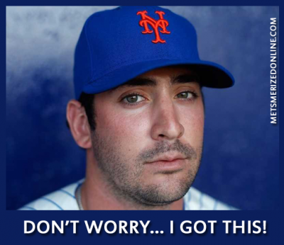 matt harvey i got this