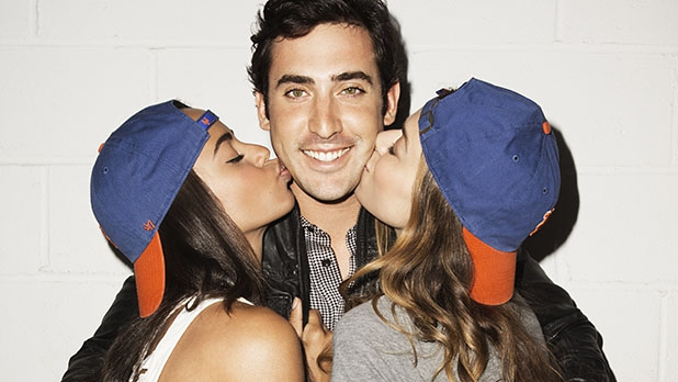 matt harvey kisses