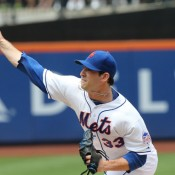 Harvey Dazzles, Strikes Out Ten In 5-0 Win Over Phillies