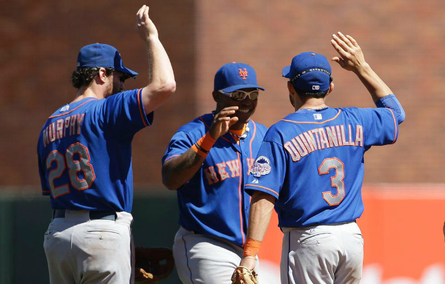 Wheeler Shines And Byrd Homers Again As Mets Sweep Giants