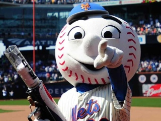 The Latest Greatest Mr. Met Commercial
