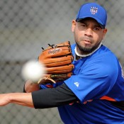 Feliciano Still Dealing In Vegas, Overall Has 1.29 ERA In 22 Appearances