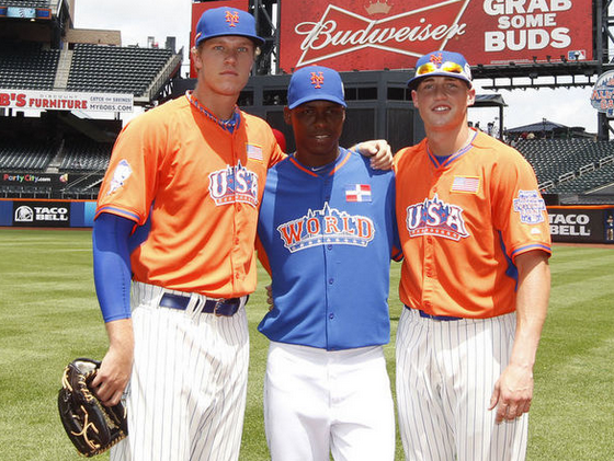 Five Mets Crack Law's Top 100 Prospects – A Nimmo Sighting!
