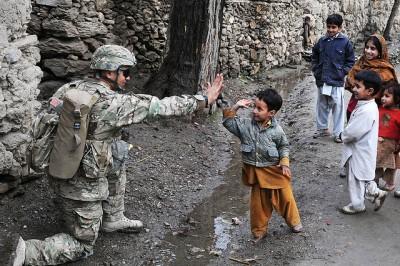 troops afghanitan