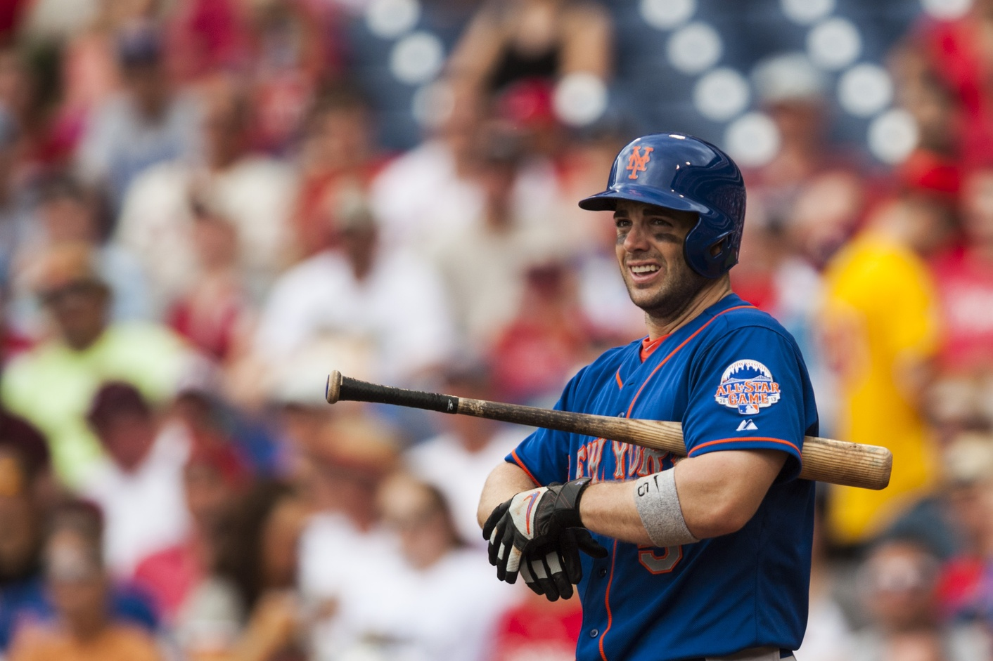 David Wright Nominated for 2013 Roberto Clemente Award