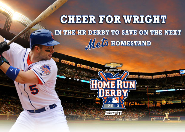 Mets Do The Wright Thing With Their Latest Ticket Promotion