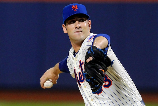 Mets Considering Innings Cap Plan For Harvey
