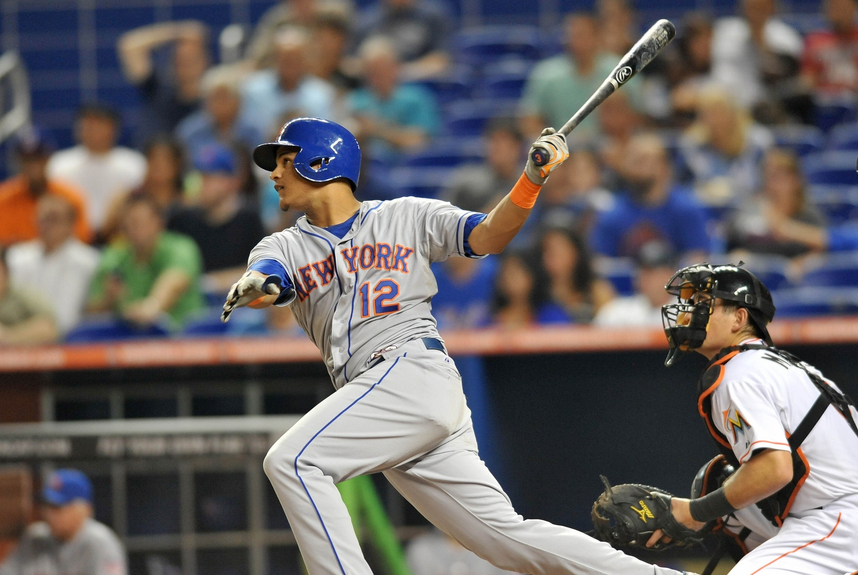 Juan Lagares Heading To New York (Knee)